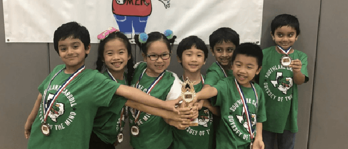 CISD: 18 Teams Advance to the 2019 Odyssey of the Mind State Championships