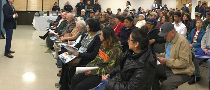 Fort Worth: Large crowd shares their thoughts on Northside neighborhood improvements
