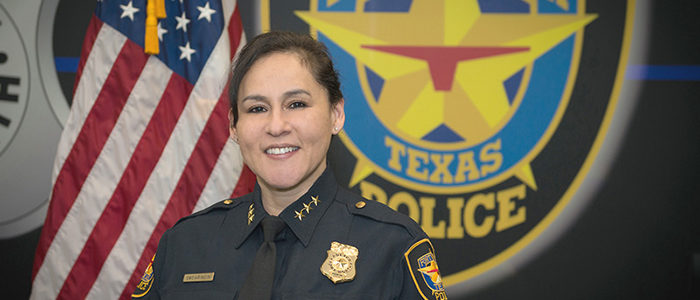 Fort Worth: Swearingin named FWPD assistant chief