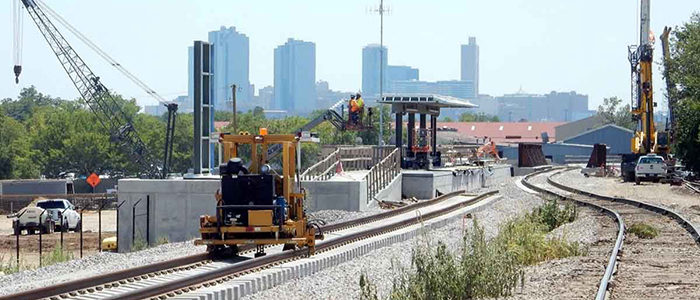 TEXRail named project of the year