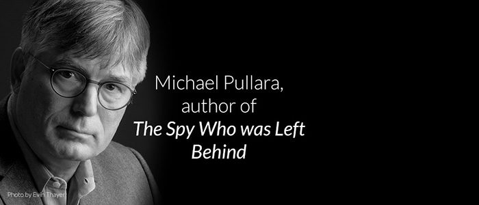 """Fort Worth Library: Meet the author of """"The Spy Who Was Left Behind"""""""