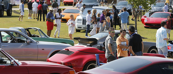 Irving: Park Place Luxury & Supercar Showcase Set for September 28, 2019 at Four Seasons Resort & Club Dallas at Las Colina