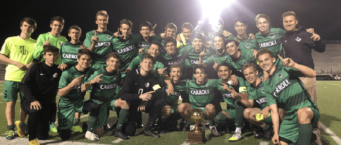 CISD: Dragon Soccer Ranked No. 1 in Nation by USA Today