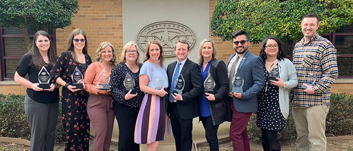 Keller ISD Names Top 10 Finalists For District Teachers Of The Year