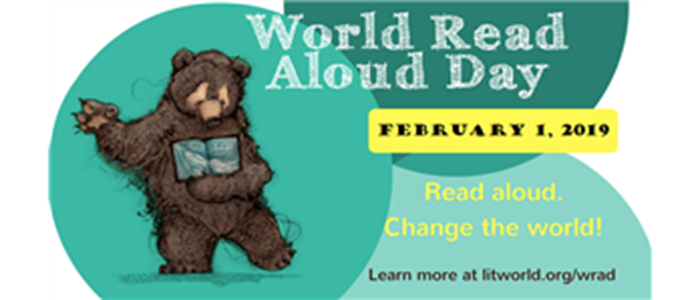BISD: Thank You to Our World Read Aloud Day Readers