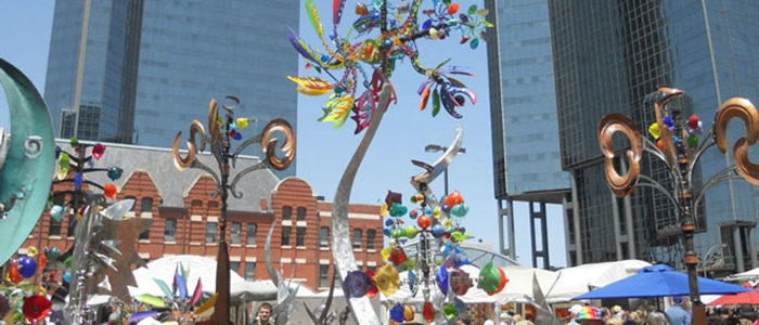 MAIN ST. Fort Worth Arts Festival returns to downtown April 11-14