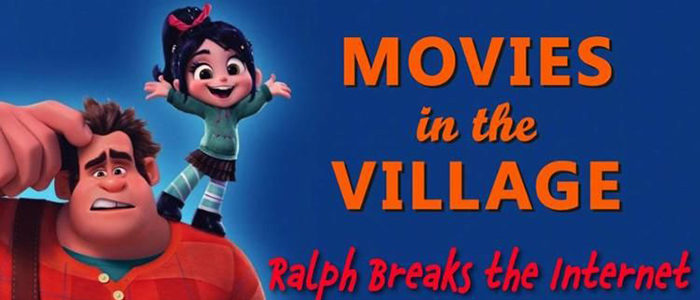 Colleyville: Movies in the Village: Ralph Breaks the Internet