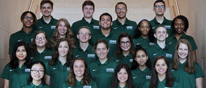 HEB ISD: Apply Now for 2019-2020 Student Ambassadors