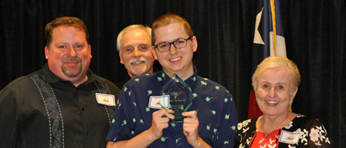HEB ISD: MARC Program Selected as City of Euless Volunteer Youth of the Year