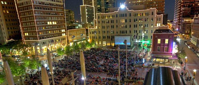 Fort Worth: Sundance Square's annual movie nights return to the plaza