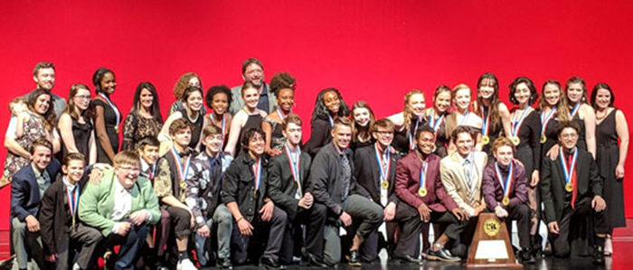 KISD: CHS One-Act Play Wins State Championship