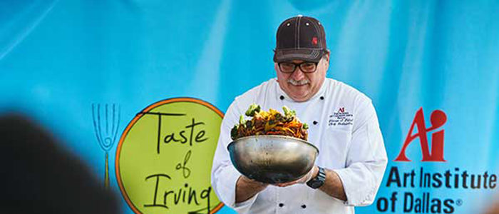 Food Exploration, Live Music to Delight at Taste of Irving April 13