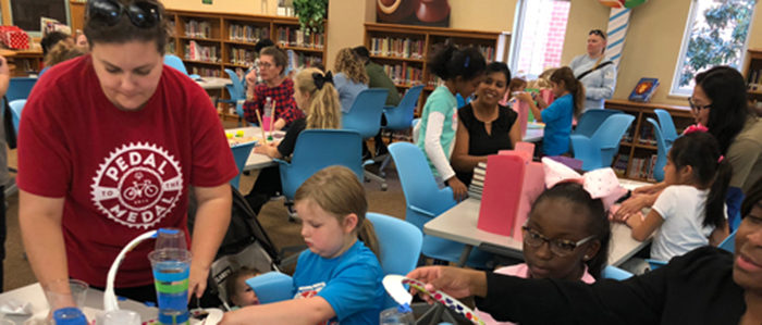 The Keller ISD Library: Take A Look, More Than Books!