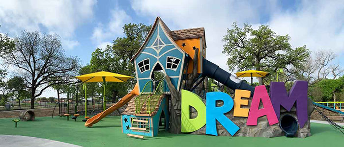 New Dream Park helps make Fort Worth a better, more inclusive community for future generations
