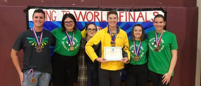 CISD: Carroll Odyssey of the Mind Teams are World Championship Bound