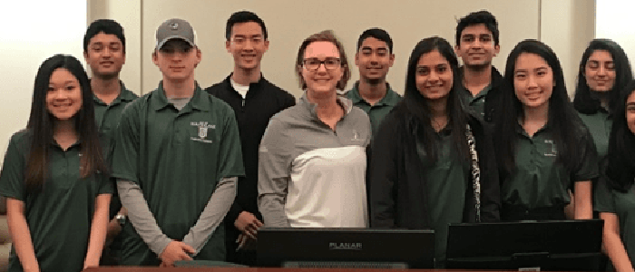 Southlake Youth Action Commission Provided Update to City Council