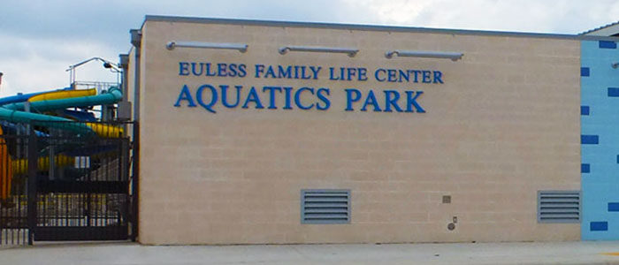 Euless Aquatic Park Early Opening in May