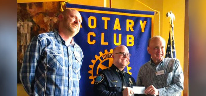 Rotary Club of Colleyville Provides Generous Donation