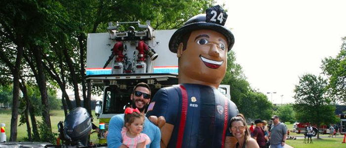 Colleyville Fire Department Open House
