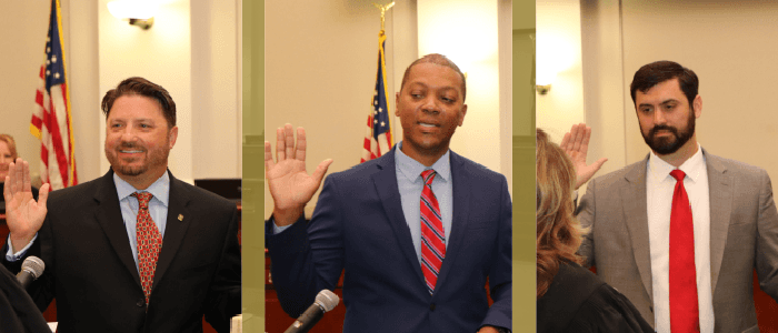 Southlake: Councilmembers Took Oath at City Council Meeting