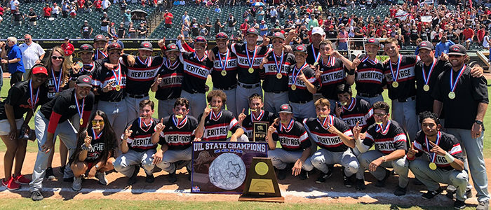 GCISD: CHHS Panthers Win First State Championship