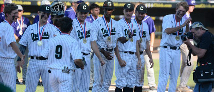 CISD: Dragon Baseball Are Champions For Second Straight Year