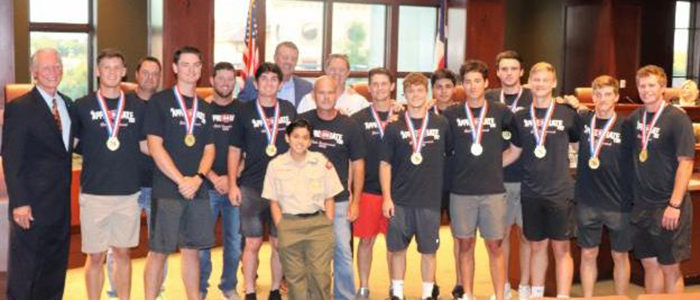 Colleyville: Heritage Baseball Wins State Championship