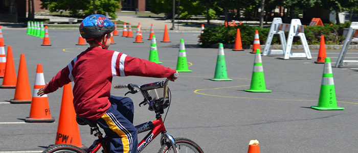 Fort Worth: Bike Rodeo shares safety tips for young, experienced riders