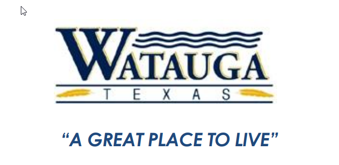 City of Watauga Special Election for Consideration of Charter Amendments to be Held November 5, 2019