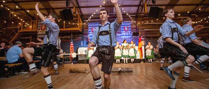 Achtung! Oktoberfest Fort Worth is back