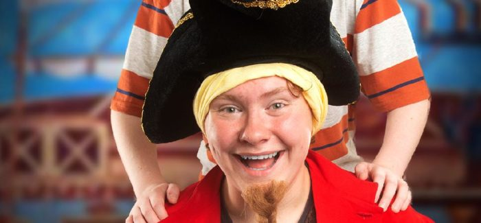 Artisan Children's Theater presents  How I Became a Pirate