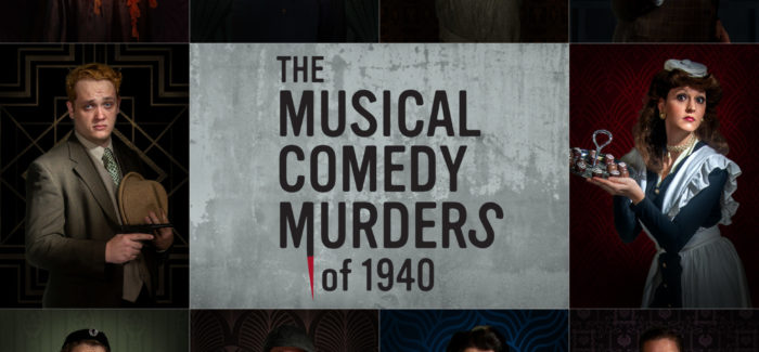 The Musical Comedy Murders of 1940 By John Bishop
