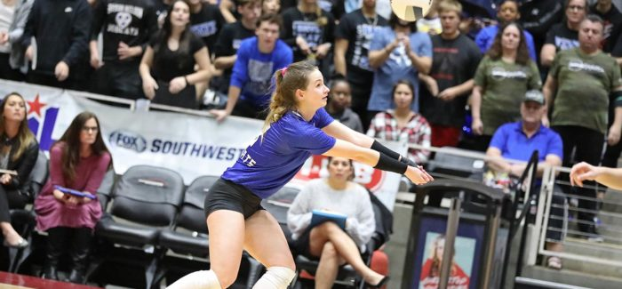 NISD – Byron Nelson's Paige Flickinger earns second straight Gatorade Texas Volleyball Player of the Year title