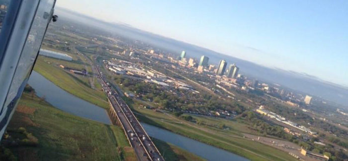 Go green and breathe clean with Air North Texas
