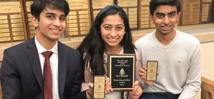 Carroll Speech and Debate Excel Heading into State Tournament