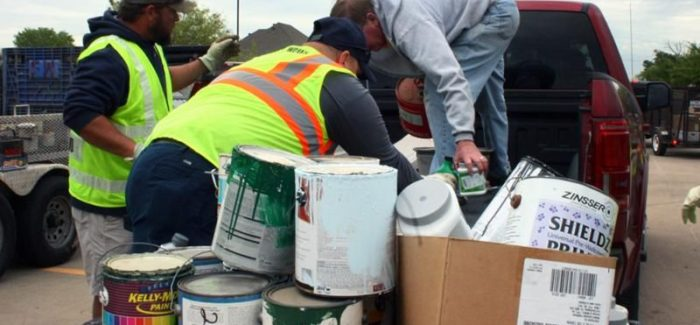 Colleyville Clean Sweep Set for March 14