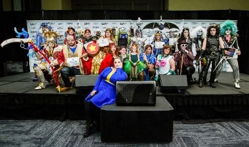 FAN EXPO Dallas to Flash North Texas With Enormous Star Power from March 27-29, 2020