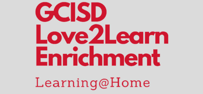 Announcing GCISD Learning@Home