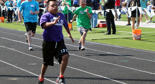 KISD – CANCELED: Chad Powell Memorial Special Olympics Track Meet