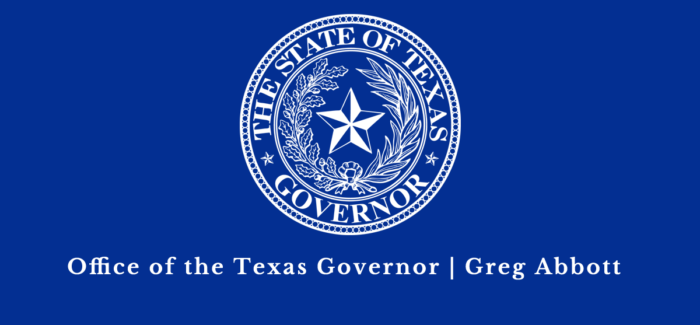 Governor Abbott Issues Executive Order Mandating 14-Day Quarantine For Travelers Arriving From New York Tri-State Area, New Orleans