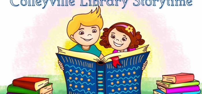 Colleyville Library Offers Online Storytime Several Times Each Week