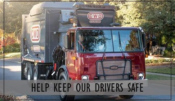 CWD Asks for Your Help in Keeping Drivers Safe