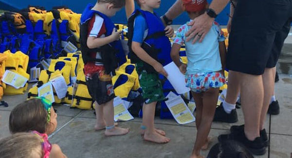 Fort Worth Family water safety program moves online