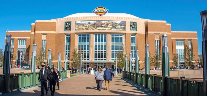 Dickies Arena to host 2021, 2022 American Athletic Conference women's basketball championships